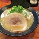 麺匠 文蔵 - 安養寺ラーメン