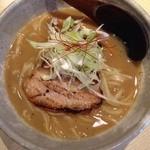 麺や高倉二条 - ラーメン 大 柚子麺
