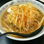 麺屋 玄徳 - ネギ味噌ラーメン