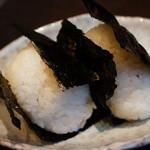 季節料理くら井 - 明太子のおむすび かなり美味しいらしいです