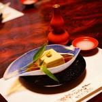 ちよぼ家 - 胡麻豆腐