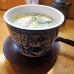 道楽寿し - 茶碗蒸し付