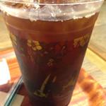 ホノルルコーヒー - アイスコーヒーLサイズ420円