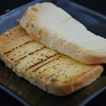 神鶏 - クリームチーズの味噌漬け