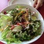 きゃべつ - 料理写真:シーザーサラダ