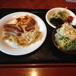 サンデイズ - 朝食