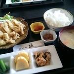 居酒屋漁 - 日替わりのホッキフライ