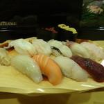 叶寿司 - 特上2100円