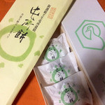 Kyoutotsuruyakakujuan - 屯所餅 5ヶ入 \700
