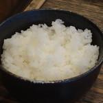 炭焼和牛 七福 - ご飯