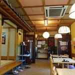 川善 - 店内の様子