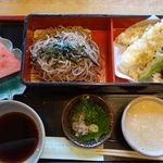 川善 - 川善定食 1950円