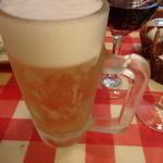 ベッラベーラ - 生ビール