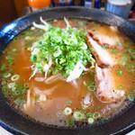 麺屋 二郎 - かさね味750円