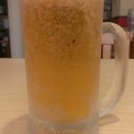 Fukutoku - 生ビール(450円)