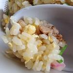麺屋 高田 - ラーメン チャーハン 餃子 2014年7月