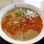 29293847 - 赤 担々麺780円