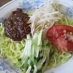 エビスヤ - ジャージャー麺 ¥700