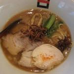 麺処hachi - 濃菜ラーメン 700円