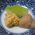 柚子 - 2014.07 冬瓜、魚卵煮付け