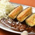 金沢カレー - なすカレー