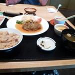 29299037 - 豆腐ハンバーグ御膳
