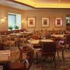 フローラ - 内観写真:カジュアルにホテルの味を