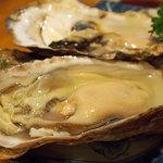 居酒屋 大ちゃん - 仙鳳趾産牡蠣はプリプリ