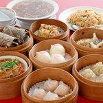 中華料理 金リュウ閣 - 点心も充実♪いろいろお試しください!