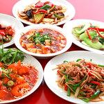 中華料理 金リュウ閣 - 当店自慢のお料理をごゆっくりとご堪能ください!