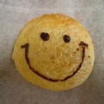 SKA VI FIKA Bagel&Muffin - かぼちゃクリーム(スマイル)260円♪(税抜)