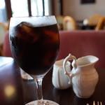 銀座みゆき館 - アイスコーヒー