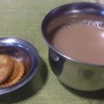 ネパール家庭料理 麦 - チャイ