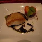 29303442 - お魚料理・トマトとクスクス