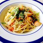 ハーブ&おいしい野菜塾レストラン - ランチパスタ