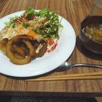 29304550 - ロコモコ丼ランチ