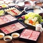 濱ふうふう - 国産牛・牛・豚&逸品 デザート食べ放題