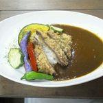 いとう屋 - 料理写真:ご当地グルメのエゾカツカレー(950円)