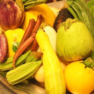 佐賀県からのイタリア野菜