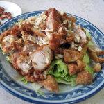 宇洋軒 - 油淋鶏(ユーリンチー)