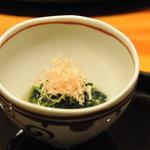 弁慶 - 料理写真:先付