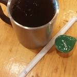 ご当地酒場 北海道八雲町 - アイスコーヒー