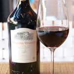 Micasadeco&Cafe - お料理に合うワインをご用意しております。