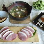 松栄庵 - 一品料理