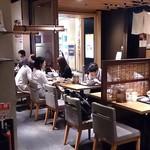 藁焼きと四国料理88屋 - はちはちや 丸の内店 店内