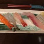 沼津魚がし鮨 - 海老好き