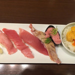 沼津魚がし鮨 - いいとこどり〜