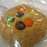 バー・ジンガロ - m&m'sクッキー