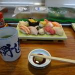 吉野寿司 - 料理写真:特上にぎり2250円