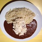 トリコカレー - 料理写真:チキンカレー